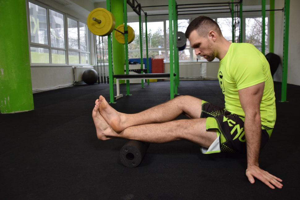 Rollování pro uvolnění svalů